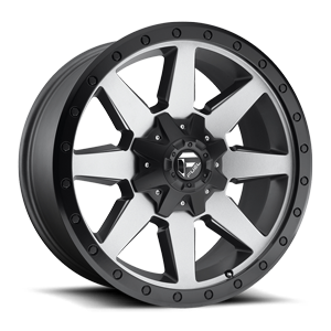 WILDCAT 20X9 ANTHRACITE WITH BLK RING A1 3001